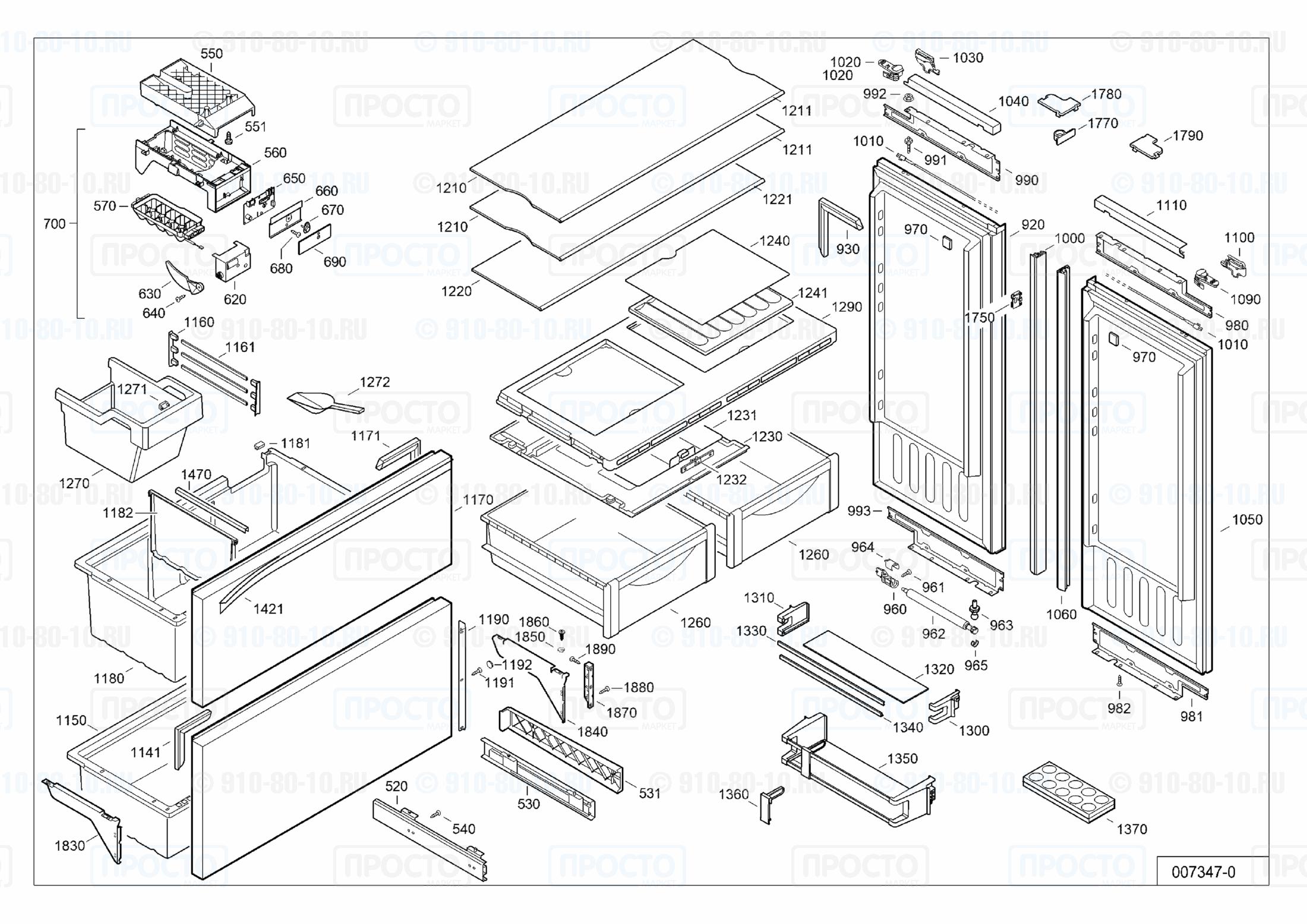 CF02D01 230V 2,1A Inverter unused Embraco VESD9C 230V Kompressor